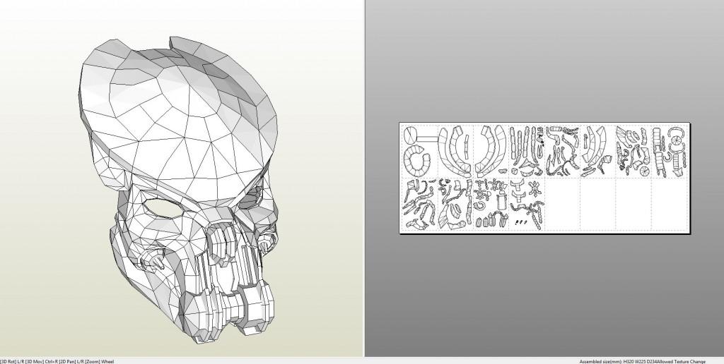 detailedpredatormask