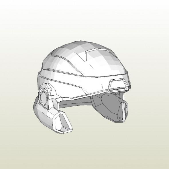 Armor Archive - Pepakura eu