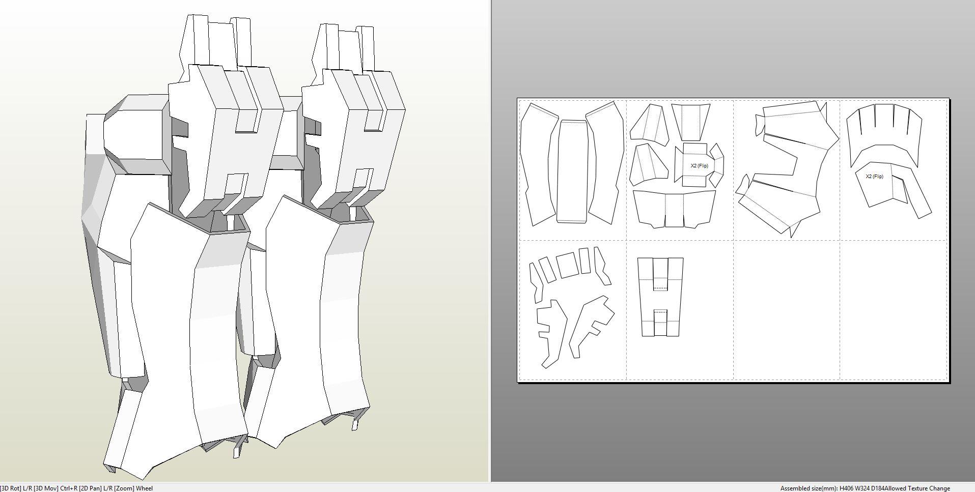 foamcraft  pdo file template for halo 4