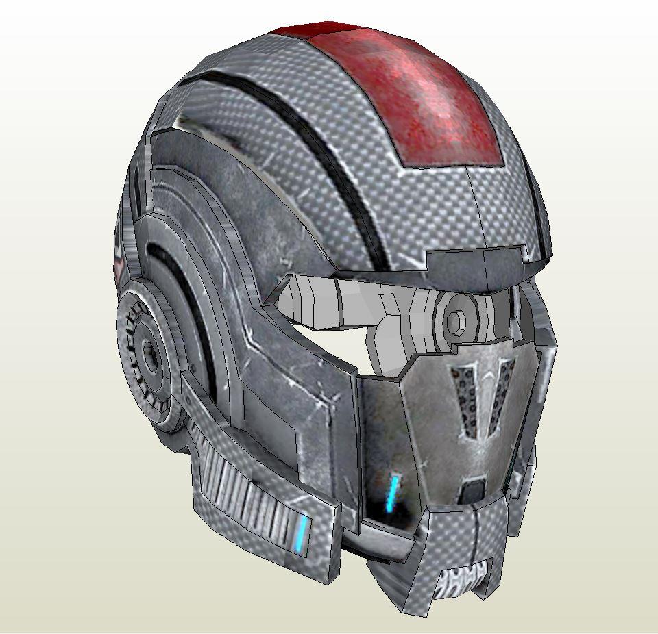 Foamcraft pdo file template for mass effect n7 full armor male foam maxwellsz