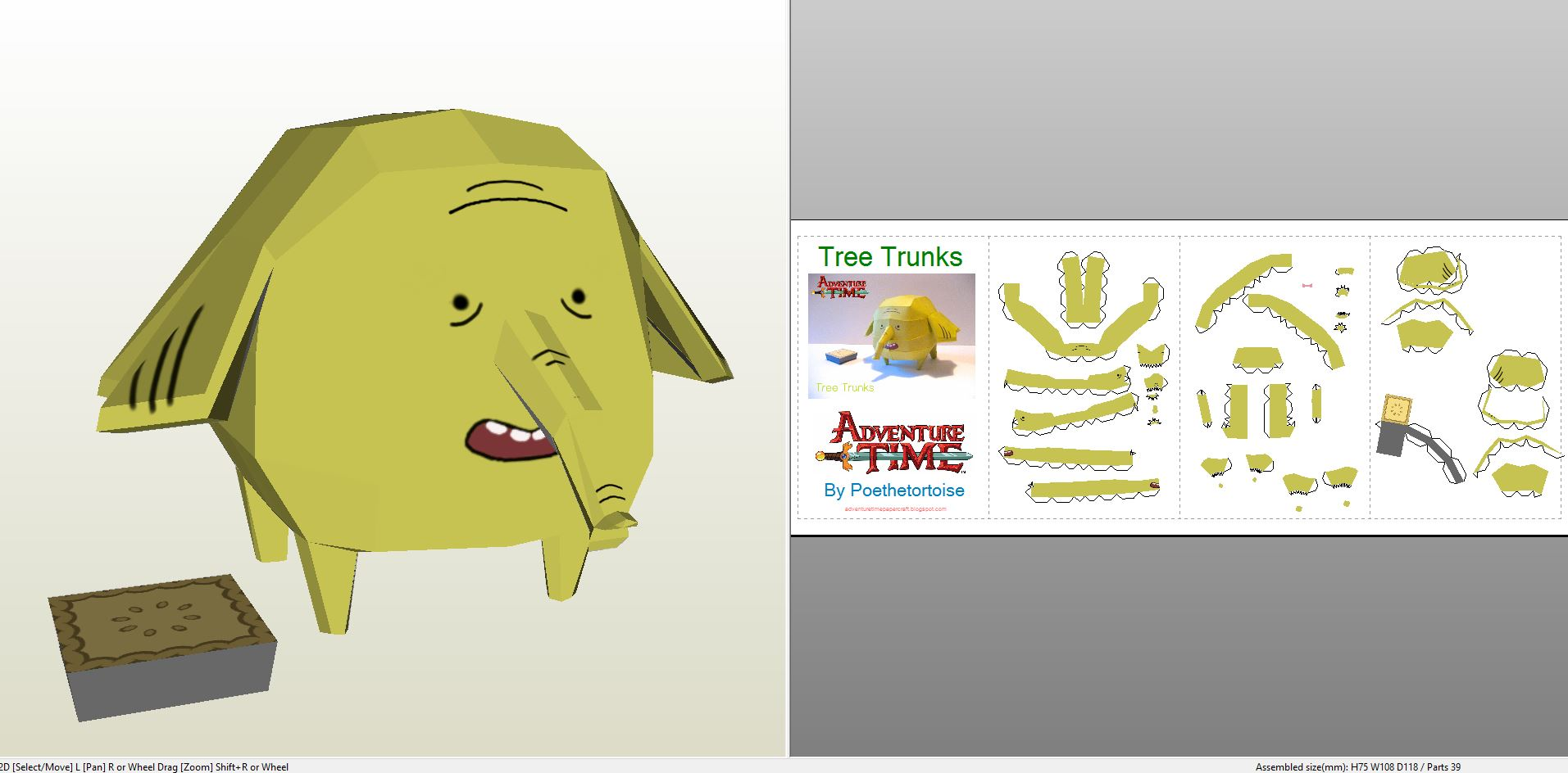 adventuretimetreetrunks