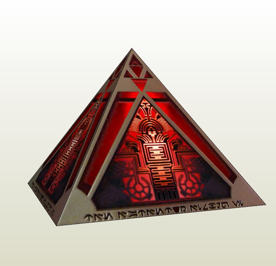 Papercraft .pdo file template for Star Wars KOTOR - Sith ...