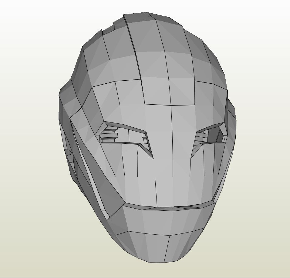 Iron man ultimate full armor foam for Iron man foam armor templates