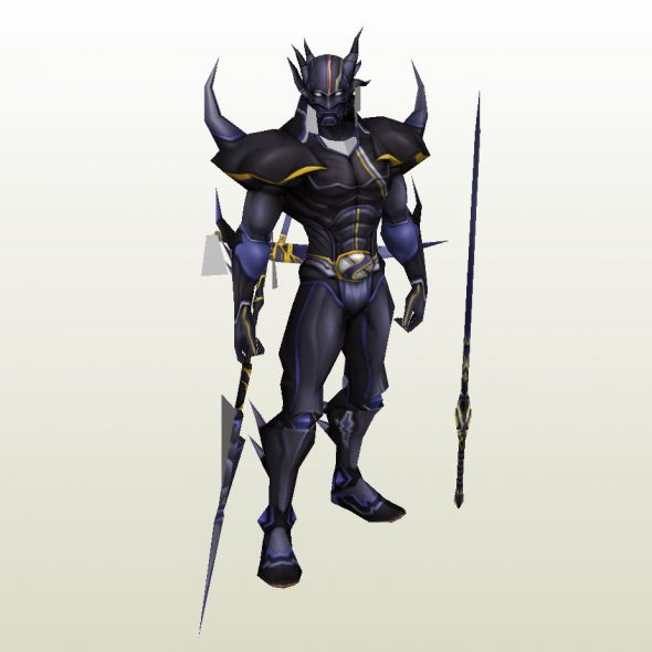 Final Fantasy Armour