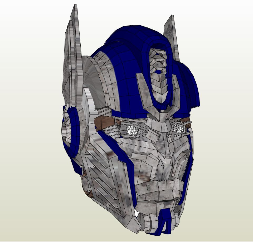 Helmet Archive - Pepakura eu